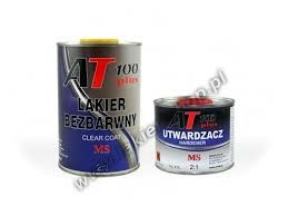 1.5 LTR AT-100 MS TWO PACK LACQUER KIT